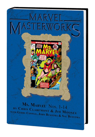 Ms. Marvel Vol. 1 (Marvel Masterworks)