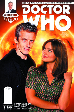 Doctor Who: New Adventures with the Twelfth Doctor #14 (Subscription Photo Cover)