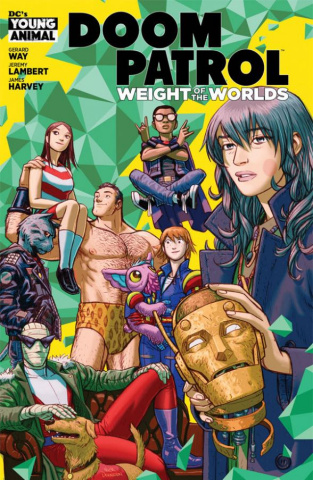Doom Patrol: The Weight of the Worlds #1