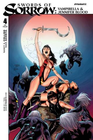 Swords of Sorrow: Vampirella & Jennifer Blood #4