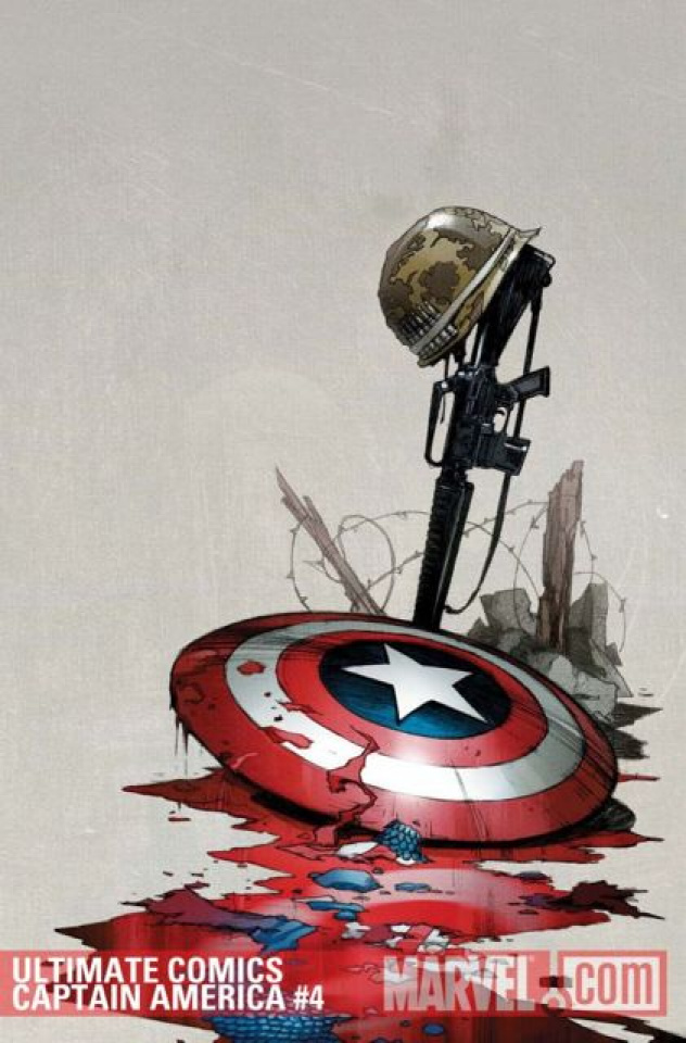 Ultimate Comics Captain America #4