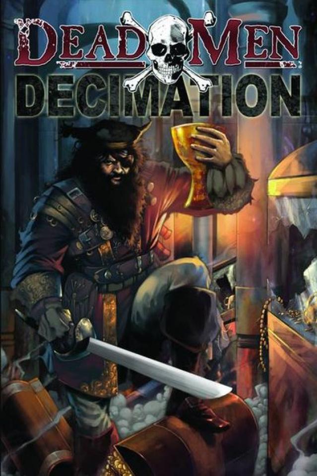 Dead Men Tell No Tales Vol. 2: Decimation