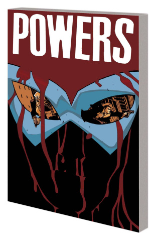 Powers: Bureau Vol. 2: Icons