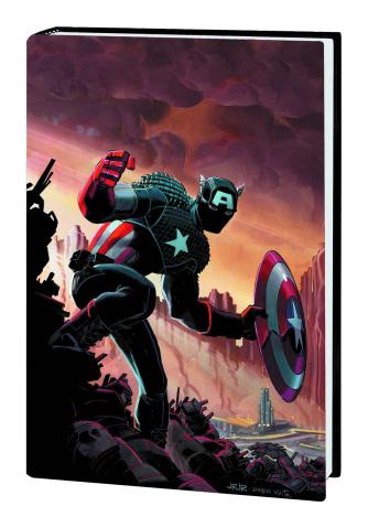 Captain America Vol. 1: Castaway Dimension Z,  Book 1
