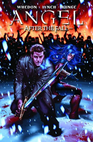 Angel: After the Fall Vol. 3