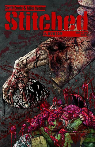 Stitched #3 (Gore Cover)