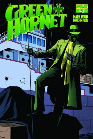 The Green Hornet #5