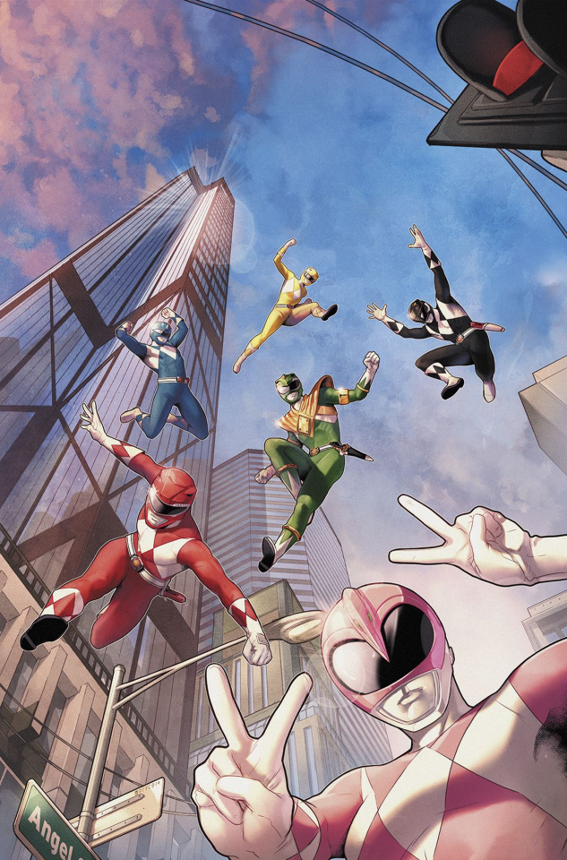 Mighty Morphin' Power Rangers #18