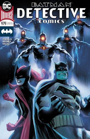 Detective Comics #979 (Variant Cover)
