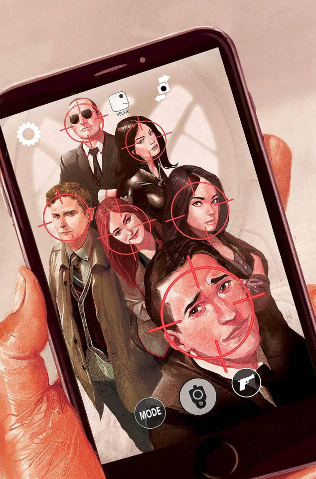 The Guide to the Marvel Cinematic Universe Agents S.H.I.E.L.D., Season One