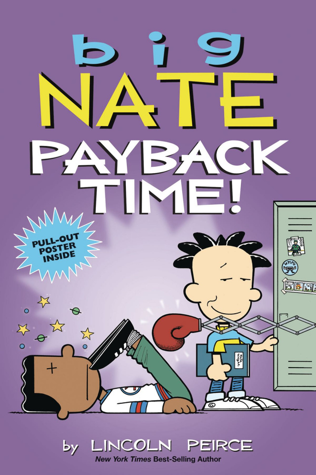 Big Nate: Payback Time!