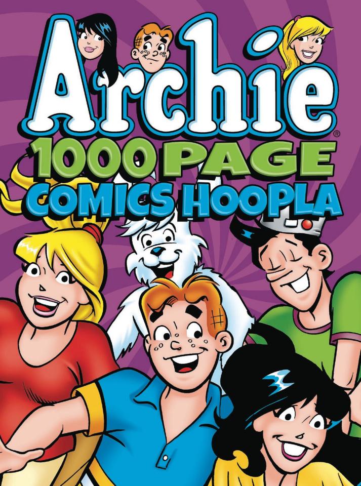 Archie: 1000 Page Comics Hoopla