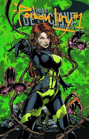 Detective Comics #23.1: Poison Ivy Standard Cover