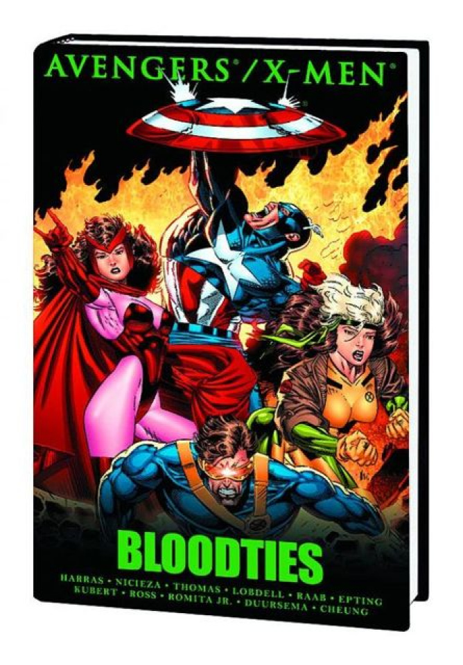 Avengers / X-Men: Bloodties