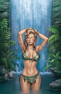 Robyn Hood: The Hunt #5 (Reyes Cover)