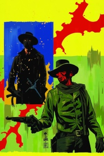 Django / Zorro #4 (10 Copy Francavilla Virgin Cover)