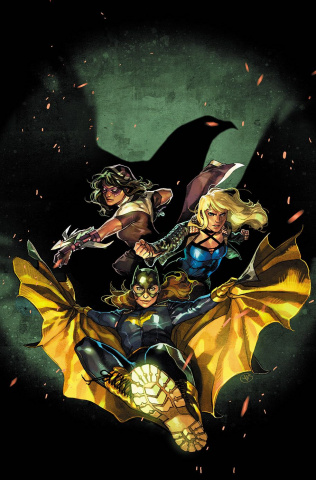 Batgirl and The Birds of Prey #22 (Variant Cover)