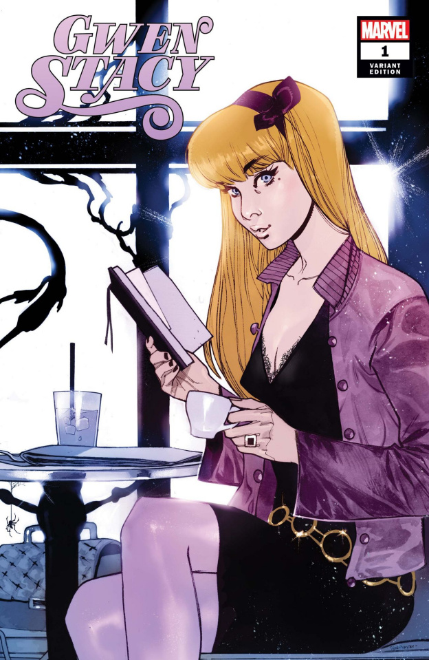 Gwen Stacy #1 (Pichelli Cover)