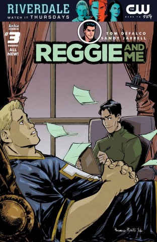 Reggie and Me #3 (Thomas Pitilli Cover)
