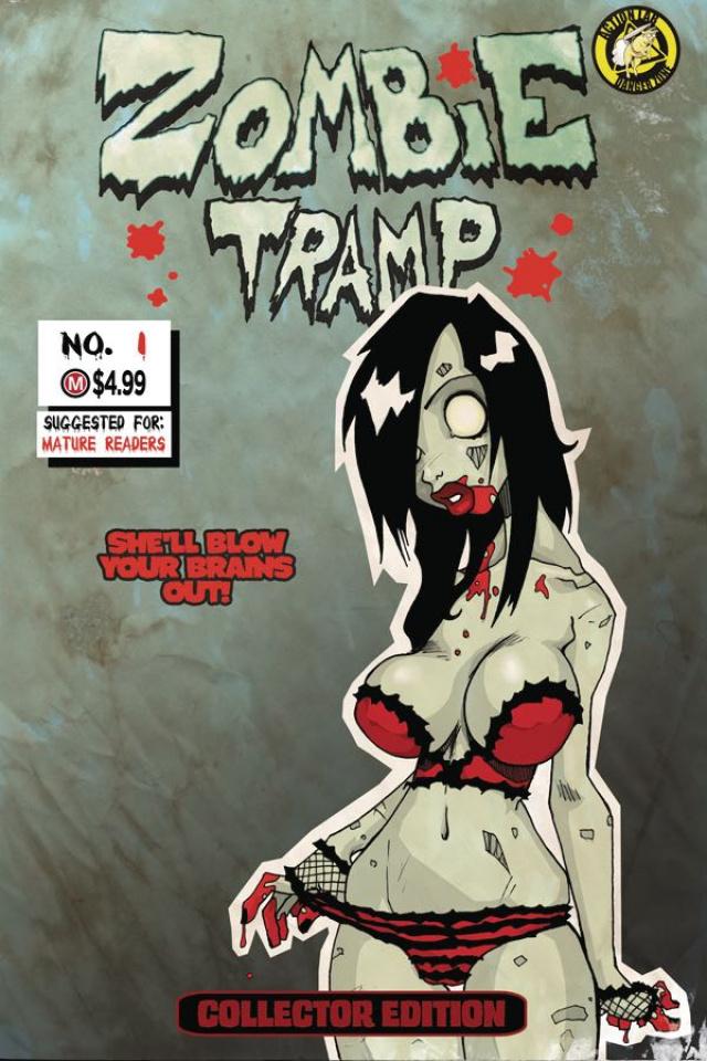 Zombie Tramp: Origins #1 (Replica Cover)
