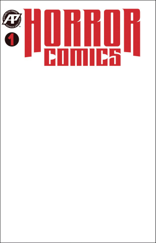 Horror Comics #1 (Sketch Cover)