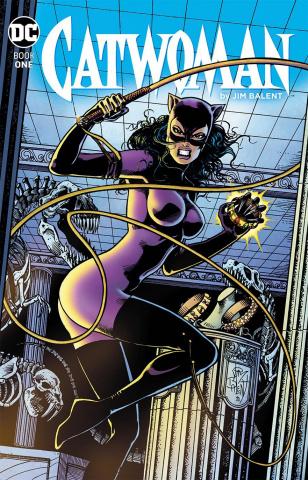 Catwoman by Jim Balent Book 1