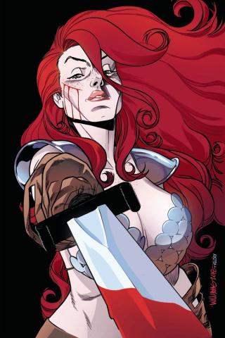 Red Sonja #25 (20 Copy Williams Virgin Cover)