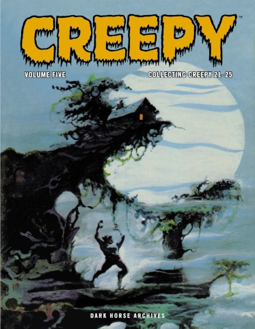 Creepy Archives Vol. 5