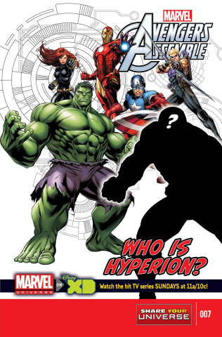 Marvel Universe: Avengers Assemble #7