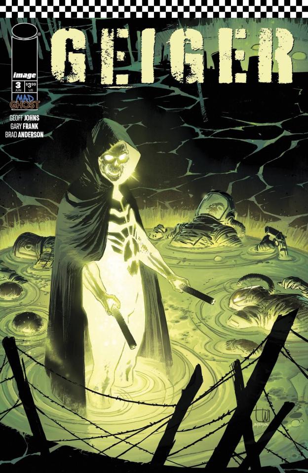 Geiger #3 (Weeks Cover)