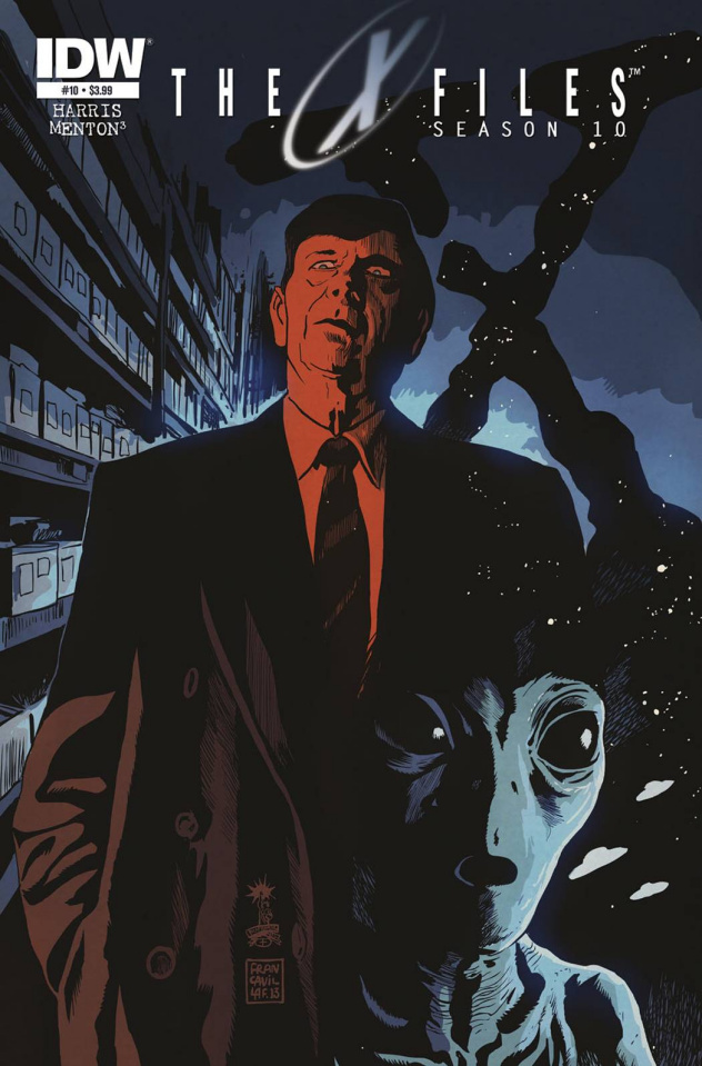 The X-Files, Season 10 #10