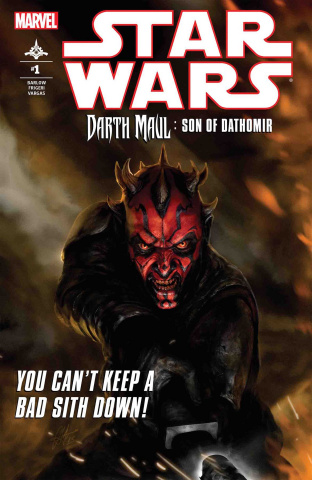 Star Wars: Darth Maul #1 (True Believers)