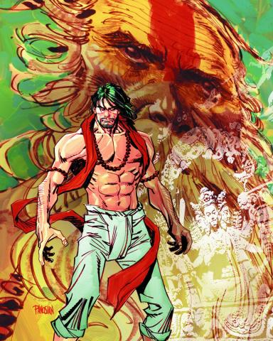 Sadhu: Birth of the Warrior #3