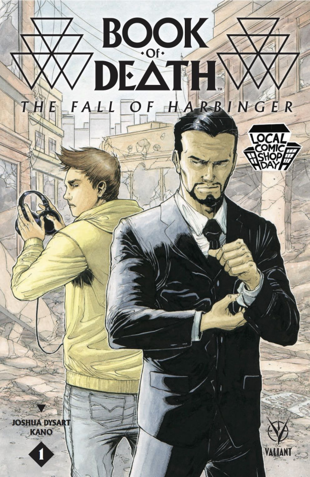 Book of Death: The Fall of Harbinger #1 (Local Comic Shop Day)