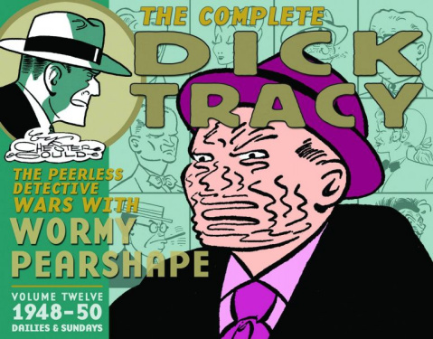 The Complete Dick Tracy Vol. 12