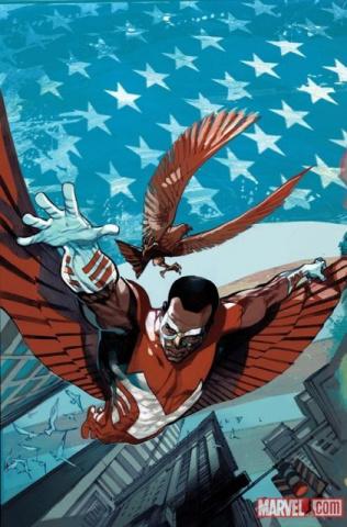 Captain America and Falcon #1