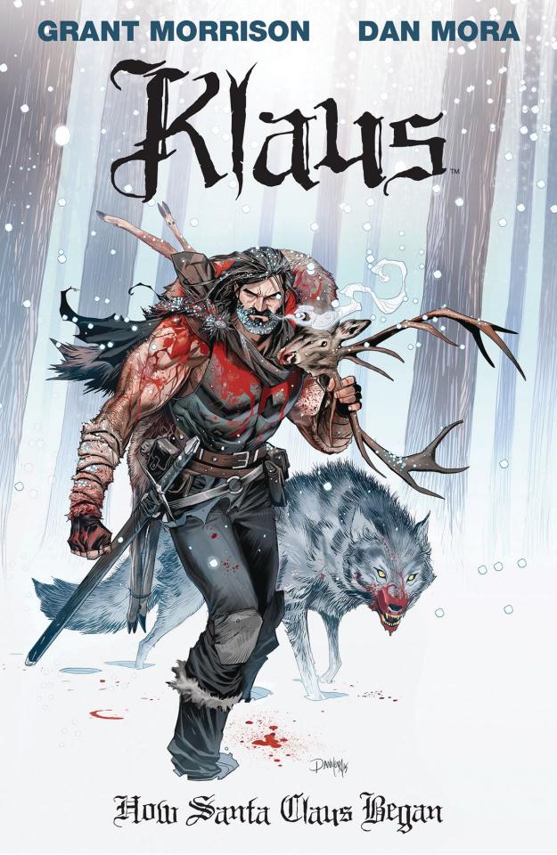 Klaus: How Santa Claus Began Vol. 1