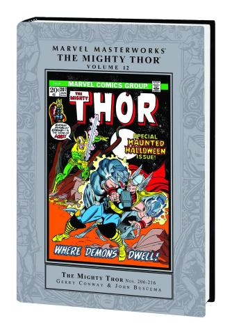 The Mighty Thor Vol. 12 (Marvel Masterworks)