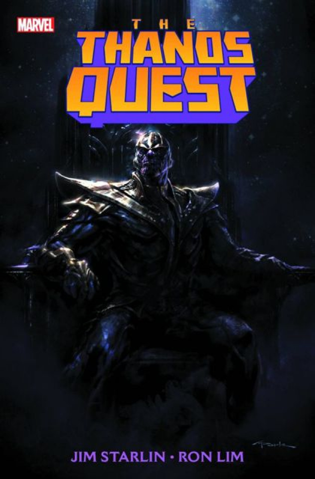 The Thanos Quest #1