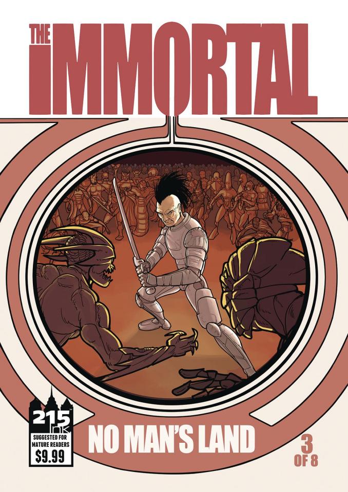 The Immortal Vol. 3