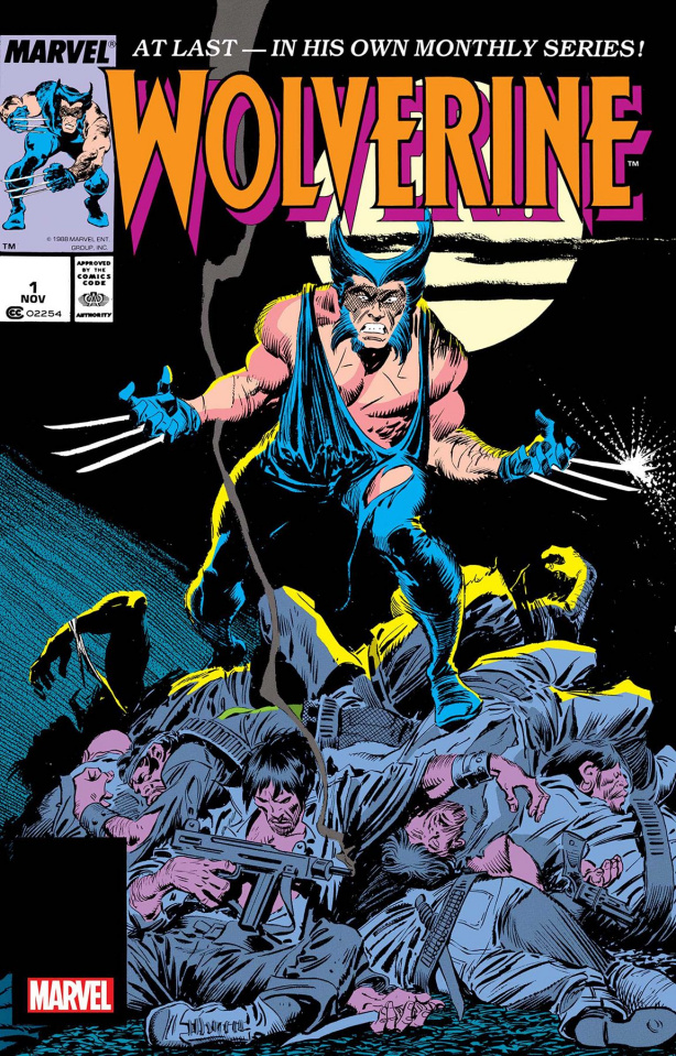 Wolverine by Claremont & Buscema #1 (Facsimile Edition)