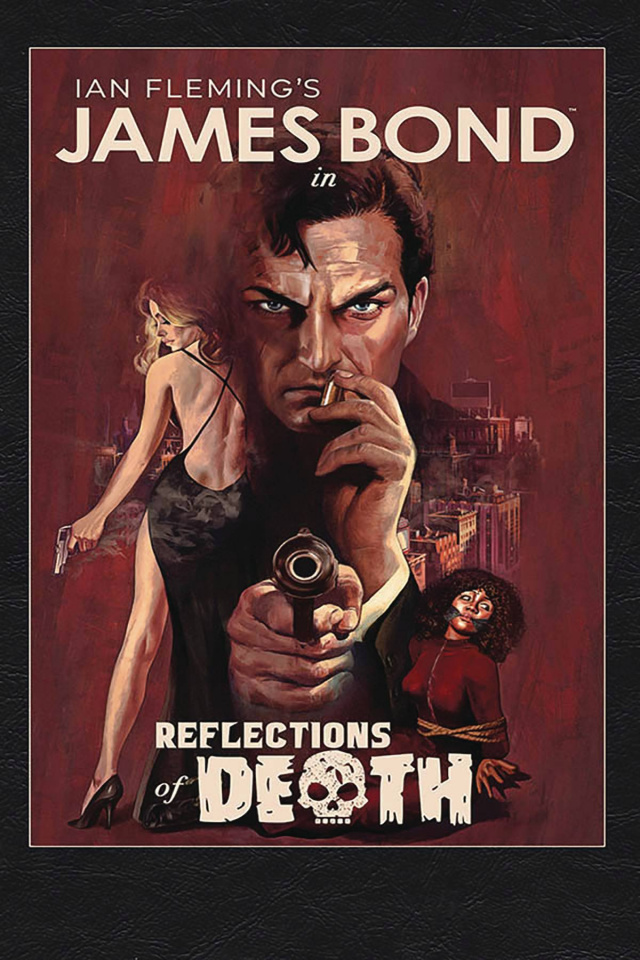 James Bond: Reflections of Death (Percy Signed Edition)