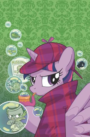 My Little Pony: Friendship Is Magic #83 (Sherron Cover)