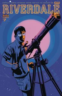 Riverdale #7 (Francavilla Cover)