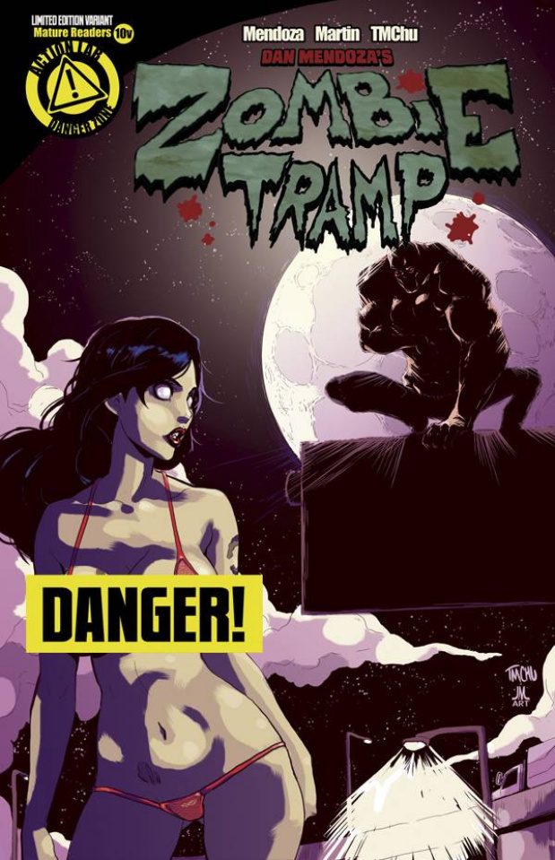 Zombie Tramp #10 (Risque Cover)