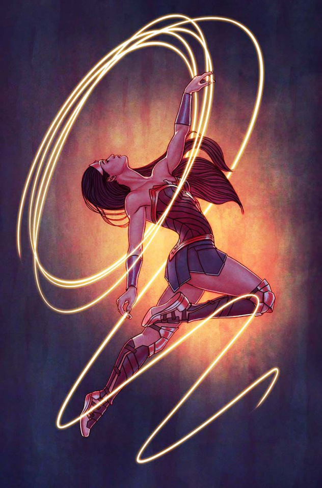Wonder Woman #23 (Variant Cover)