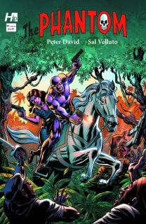 The Phantom #1 (Alex Saviuk Cover)