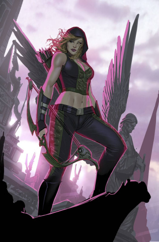 Grimm Fairy Tales: Robyn Hood - The Legend #1 (Sejic Cover)