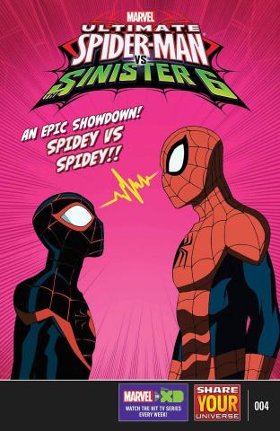 Marvel Universe: Ultimate Spider-Man vs. The Sinister 6 #4