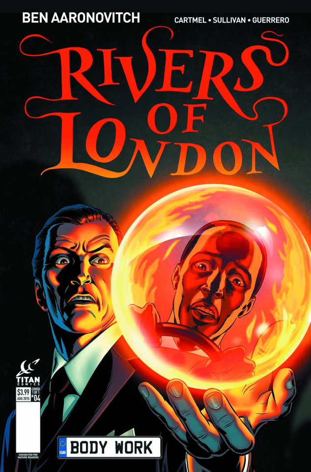 Rivers of London #4